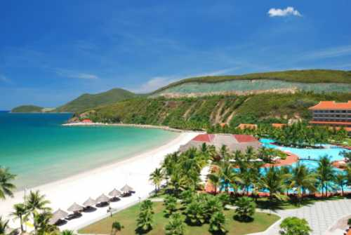 пляжный отдых за границей в апреле 2019